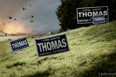 Thomas for District Attorney